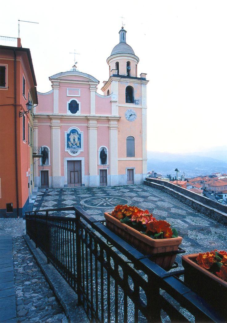 chiesa di Vezzano Alto