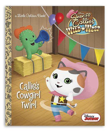 Look what I found on #zulily! Sheriff Callie's Cowgirl Twirl #zulilyfinds