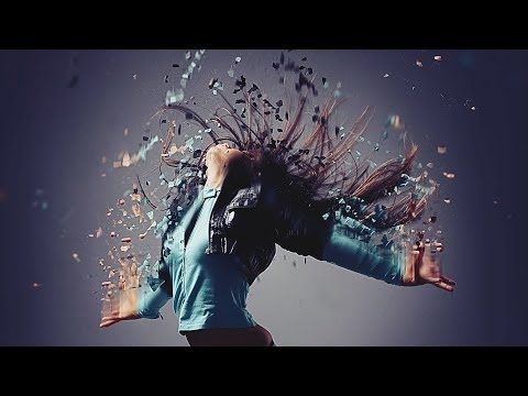 How to create smoke dispersion effect in Adobe® Photoshop® software - YouTube