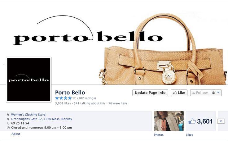 https://www.facebook.com/portobello.no