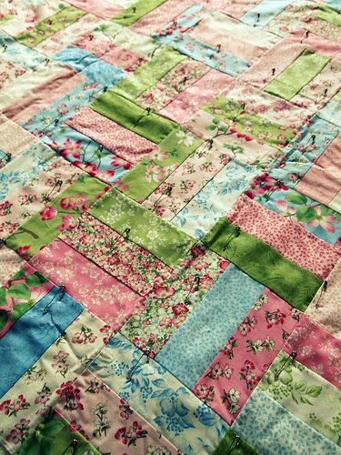 Very Simple Pattern That Could Be Done With Jelly Roll If