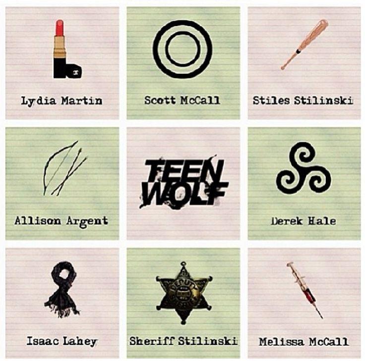 Teen Symbols 22