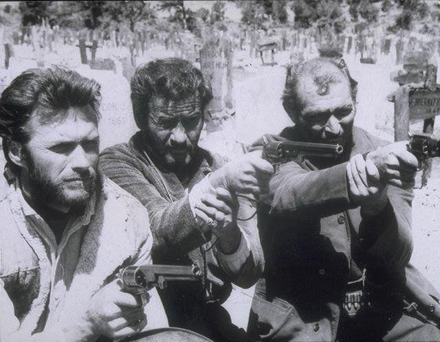 Clint Eastwood, Lee Van Cleef, Eli WallachUglies 1966, Eastwood 1930, Elie Wallach, Lee Vans, Westerns Movie, Bad, Vans Cleef, Clinteastwood, Clint Eastwood