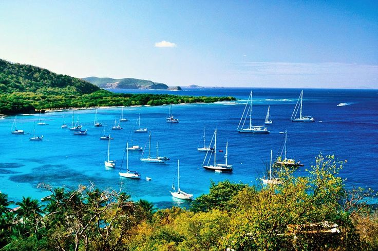 Sailing around St Vincent and the Grenadines. Lux Life | UK Lifestyle Blog: My 2015 Travel Plans and Wishes.