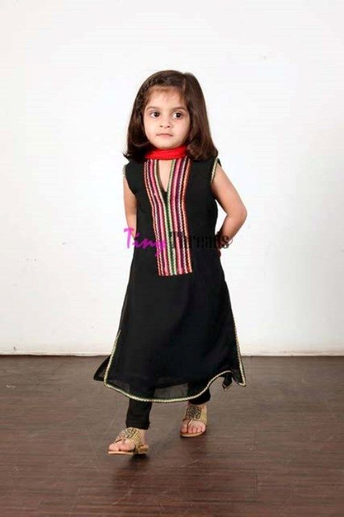 Tiny Threads Eid Collection 2015 For Kids
