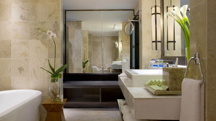 The Westin Resort Nusa Dua - bathroom