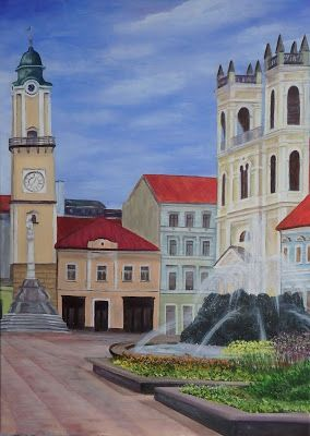 Banská Bystrica - The Clock Tower