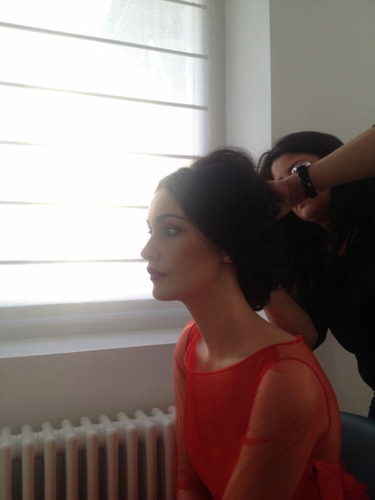Hairstyle! #hair #parlor #fashion