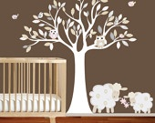 cute...would work well with the lambie bedding at pottery barn