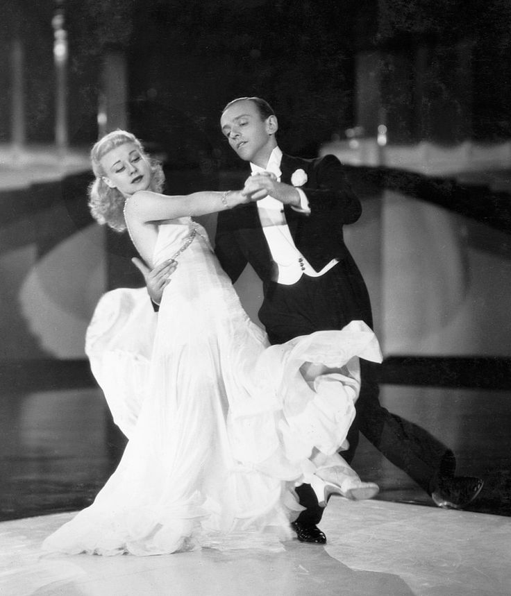 Astaire time fred swinging