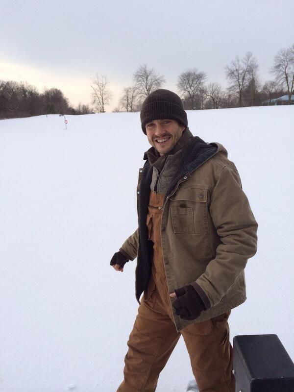 Bryan Fuller -Hugh Dancy having a   #HANNIBAL SNOW DAY                           6h                         #HANNIBAL SNOW DAY