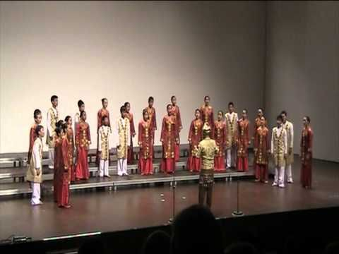 "Baao Children's Choir  ""Scenes from the North"".MOD"