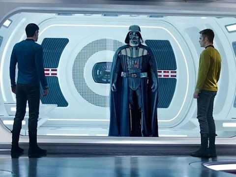 It's the age old question that has seen nerds gesticulate wildly at each other for decades - Enterprise vs. Star Destroyer. Bat'leth vs. Lightsaber. Vader vs. Kirk. But it turns out there are only winners (that's us) when Star Wars and Star Trek go toe-to-toe in this very silly, very fun trailer mashup.