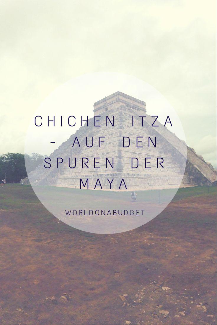 #ChichenItza ist eine der bedeutendsten #Ruinen der #Maya. Was es dort zu…