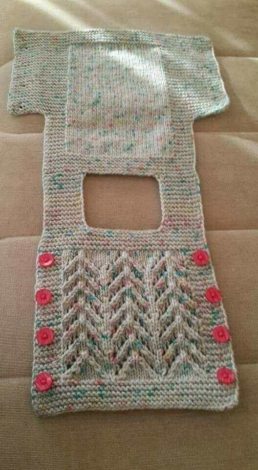 Knitting pattern for chunky ho