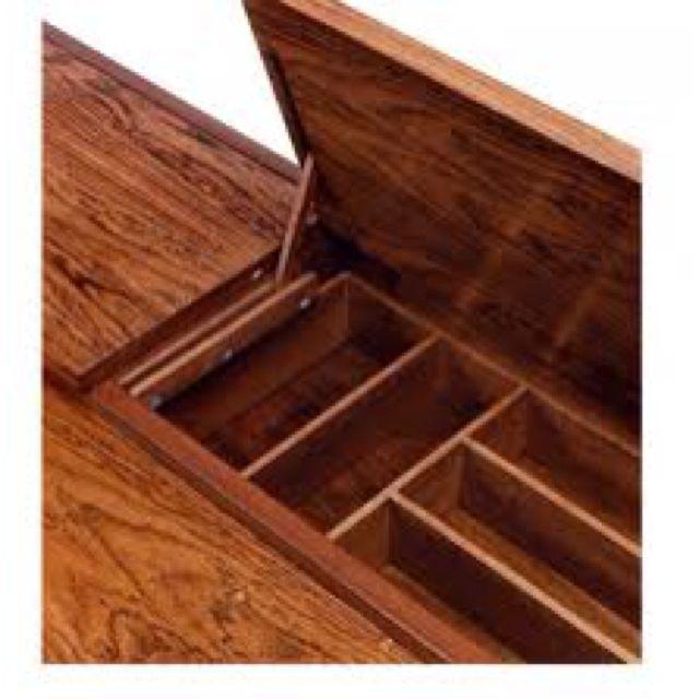 Secret compartments under your floorboards