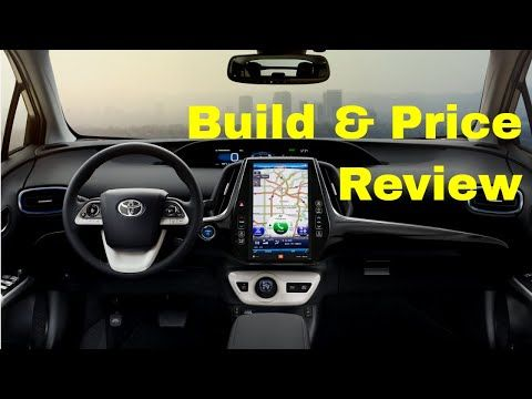 The 2018 Toyota Prius Is A Four Door Hatchback That Seats Five