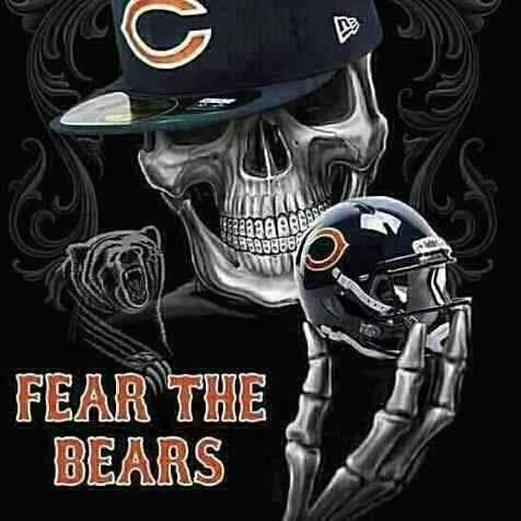 NFL Game Day! Go Chicago bears