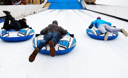 Parque de diversiones de hielo y nieve llega a Latinoamerica - MDZ Online