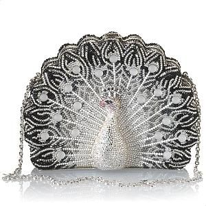 Judith Leiber bag - have loved her bags since I first worked in Bloomingdale's handbag department!!