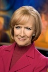 Judy Woodruff - PBS NewsHour Senior Correspondent and co-anchor of PBS' coverage of the 2012 national political conventions.  (PRNewsFoto/PBS NEWSHOUR, Robert Severi)