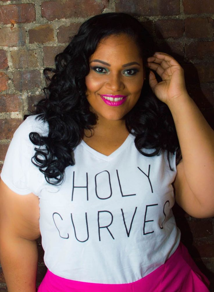 Holy Curves T-Shirt via Kay Dupree. Click on the image to see more!