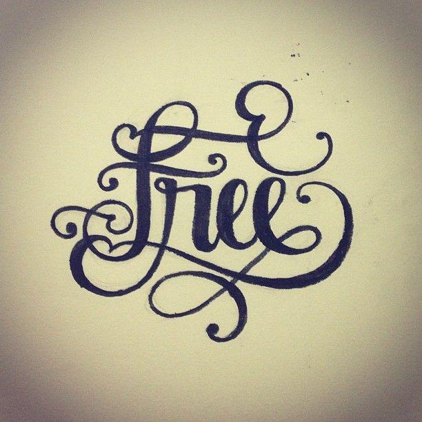 Free #typography