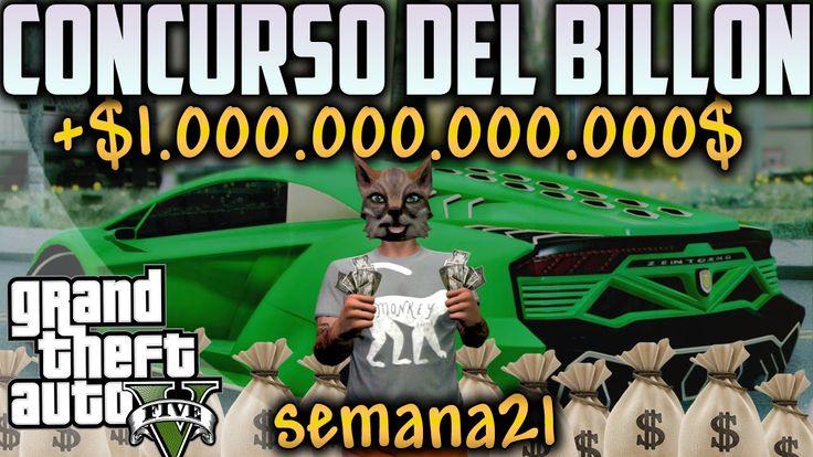 GTA 5 ONLINE 1.24/1.25 - DINERO Y RP INFINITO GTA ONLINE - CONCURSO DEL ...