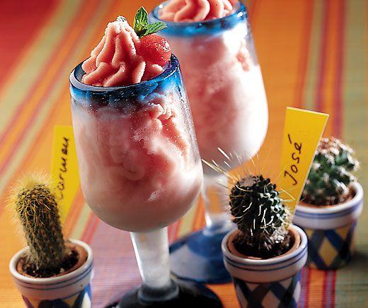 Crème glacée à la pastèque et tequila | Betty Bossi