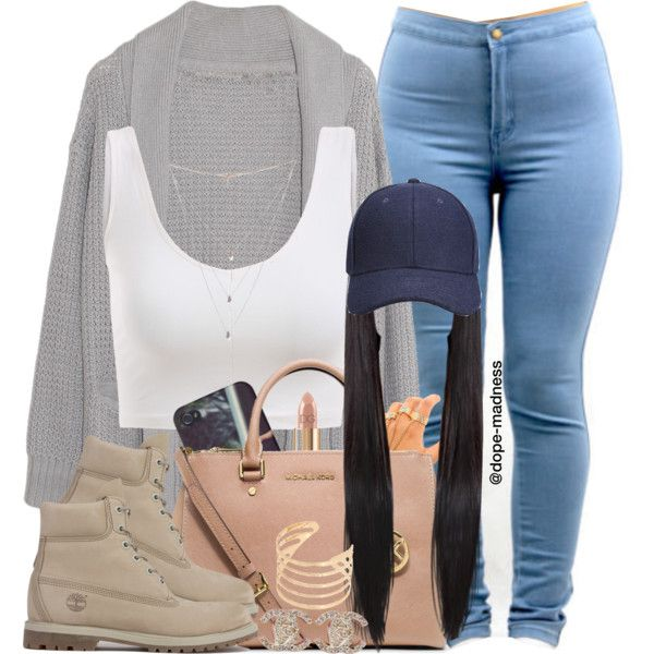 By dope-madness on Polyvore featuring polyvore fashion style Margaret Ou0026#39;Leary Timberland MICHAEL ...