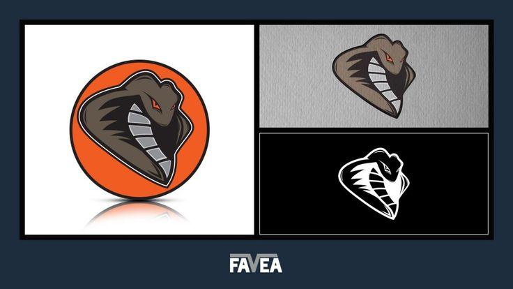 Snake logo - Wanna buy? www.faveamedia.no post(at)favea(dot).no