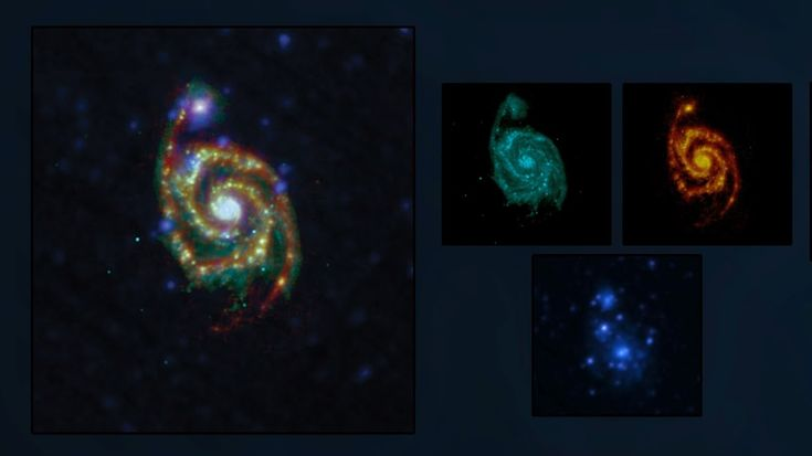M51 The whirl of stellar life Description The Whirlpool Galaxy, also known as M51 or NGC 5194, is one of the most spectacular examples of a spiral gal... - H M Duarte - Google+