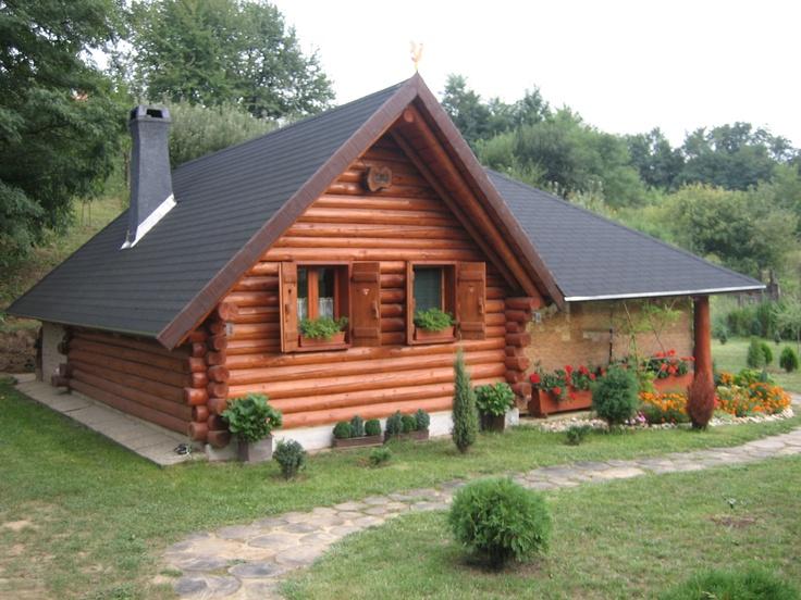 Pin On Drvene Kuće