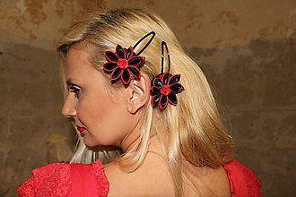 Ozdoby do vlasov - sponky - 7057146_