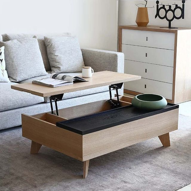 Source Modern Multifunction Lift Top Wood Coffee Table On M Alibaba Com Avec Images Idee Deco Table Basse Table Basse Avec Plateau Relevable Idee Table Basse