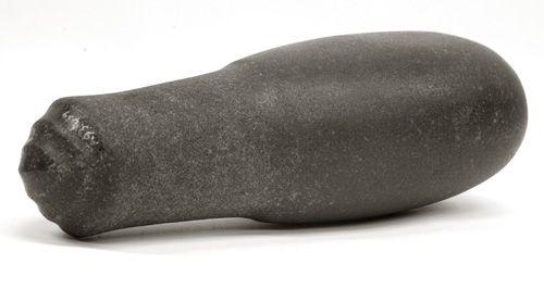 Patu muka (flax pounder)