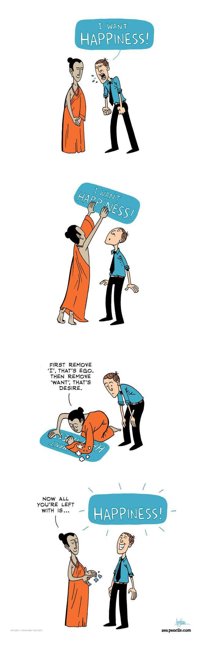 Inspiration: les citations inspirantes des plus grands philosophes illustrées en cartoon