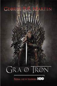 Pieśń Lodu i Ognia- cała seria Gra o tron-Martin George R. R. 5160 głosów