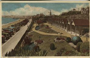 Harvey Barton Postcard - Greenhill Gardens, Weymouth - 37171