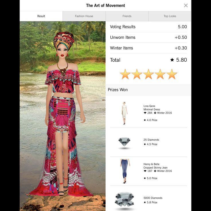 THE ART OF MOVEMENT #TheArtOfMovement #TopLook #CovetFashion #CrowdStar #CovetFashionDaily #CovetFashionApp #CovetResults #CovetBackstage #CovetAddicts #CovetLadiesElite #Fashion #Fashionista #FashionDesigner #FashionStyle #FashionBlogger #FashionWeek #NYFW #Designer #Modeling #Model #Milan #Wardrobe #StyleCouncil #Stylist #Style #Stylish #Vogue #ParisFashionWeek