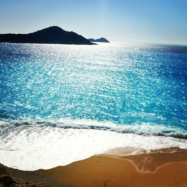 #kaputaş #beach #kalkan #turkey