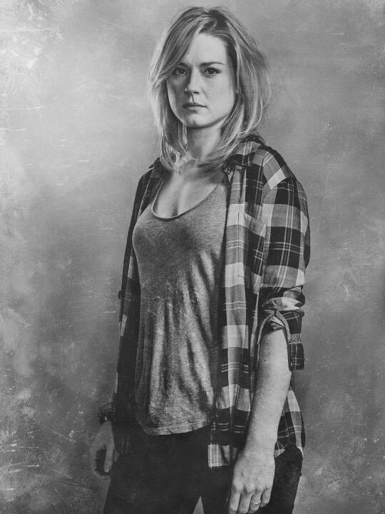 #TheWalkingDeadSeason6 Character portrait 2 of 18. Jessie.