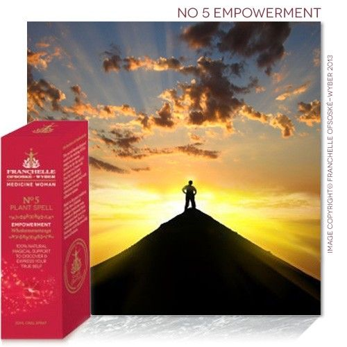 No 5 Empowerment Spell