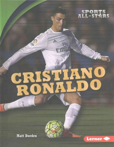 Presents the life of professional soccer athlete Cristiano Ronaldo, and discusses his success being a fashion icon.