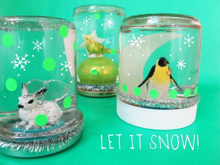 DIY Tutorial Snowballs by Studio Sjoesjoe