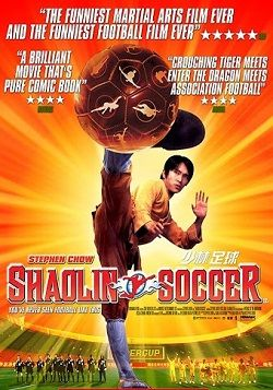 Shaolin Soccer online latino 2001 - Comedia, Acción, Fantasía