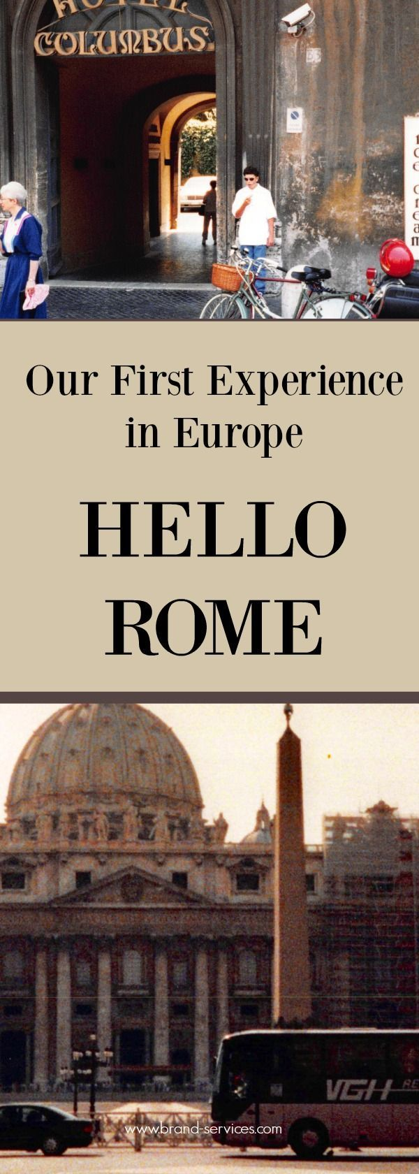 First European experience! And we did it with our kids! Starting in Rome, read about our Ups and downs!#Europe #Rome #Familytravel #Familyvacation #Travelwithkids