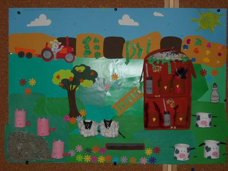 Φάρμα με ζωάκια από τα χεράκια μας !!!  #paidiki #politeia #paidikos #stathmos #serres
