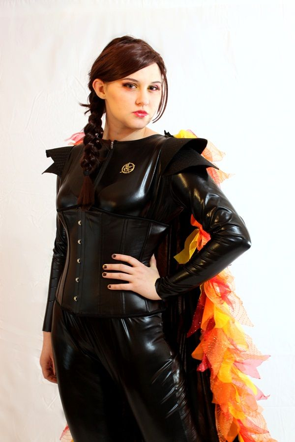 Images about the girl on fire costume ideas