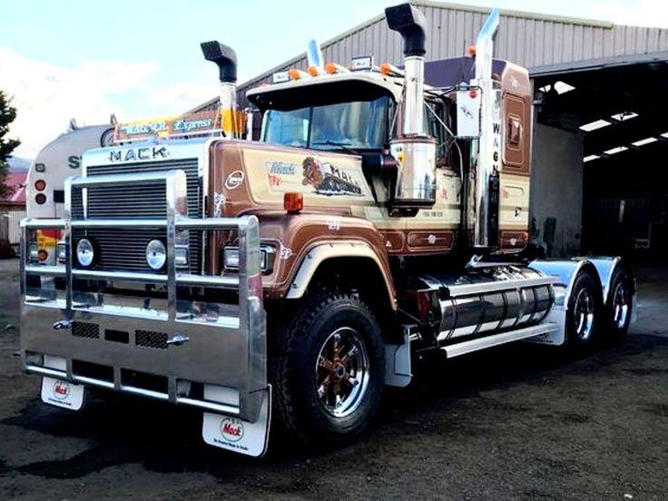 Big Rigs For Sale >> MACK. SUPERLINER. Mk-II, Prime-Mover. Australia. | MACK ...